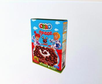 зърнена закуска Озмо спейс 30гр.